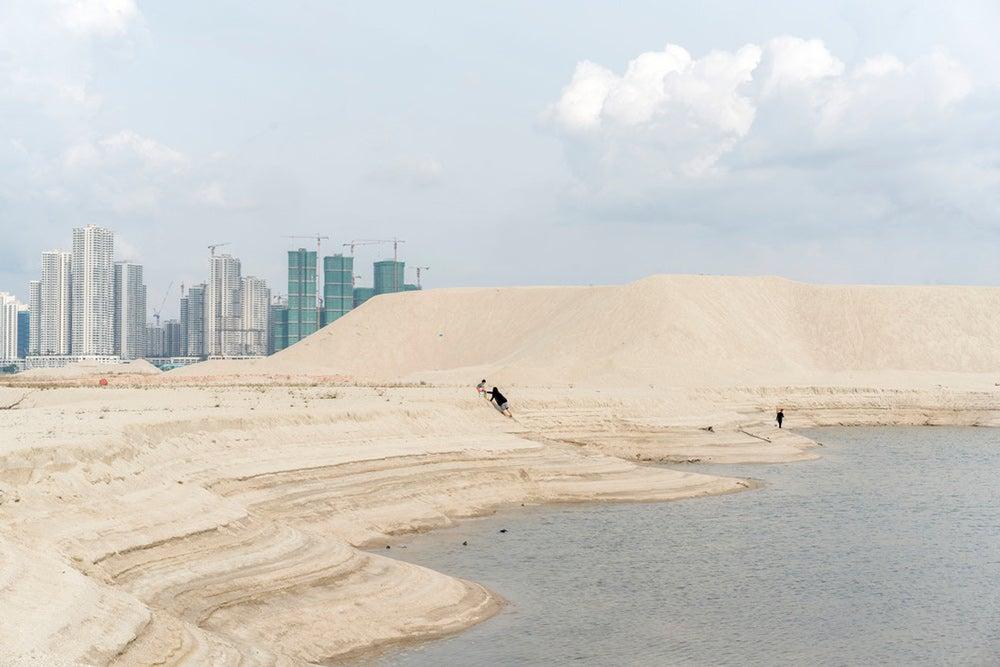SINGAPORE, VIETNAM, MALAYSIA. Shifting Sands