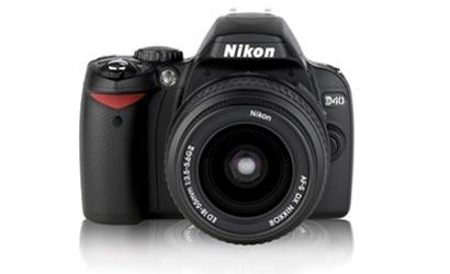 Hands-On-Nikon-D40