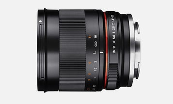 Samyang Announces 35mm f/1.2 ED AS UMC CS and 35mm T1.3 ED AS UMC CS Prime Lenses
