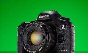 Canon 5D Mark III DSLR: Camera Test