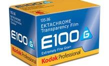 Kodak Discontinues Three Ektachrome Color Reversal Films