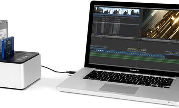 The new OWC Drive Dock Allows For Drive Swapping During Big Photo And Video Projects