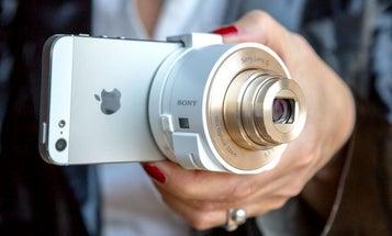 Video Walkthrough: Sony QX10 and QX100 Smartphone Companion Cameras