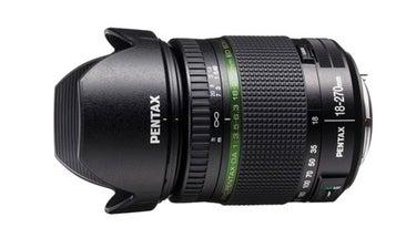 New Gear: Pentax DA 18-270mm f/3.5-5.6 ED SDM  and HD Pentax DA 560mm f/5.6 ED AW Lenses