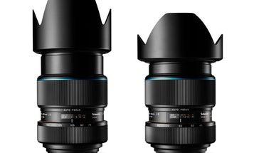 Phase One Announces High-End, Blue Ring Schneider Kreuznach Zoom Lenses For Medium Format Cameras