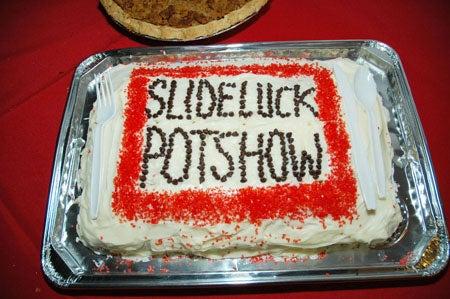 """""""Slideluck-Potshow-A-Slideluck-Potshow-cake-is-amo"""""""