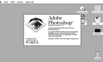 This Clever Video Traces The History of Adobe Photoshop