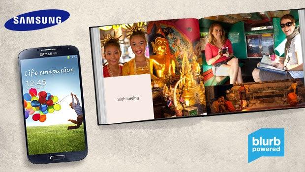 Samsung Galaxy S 4 Blurb