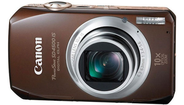 Canon PowerShot SD4500 IS