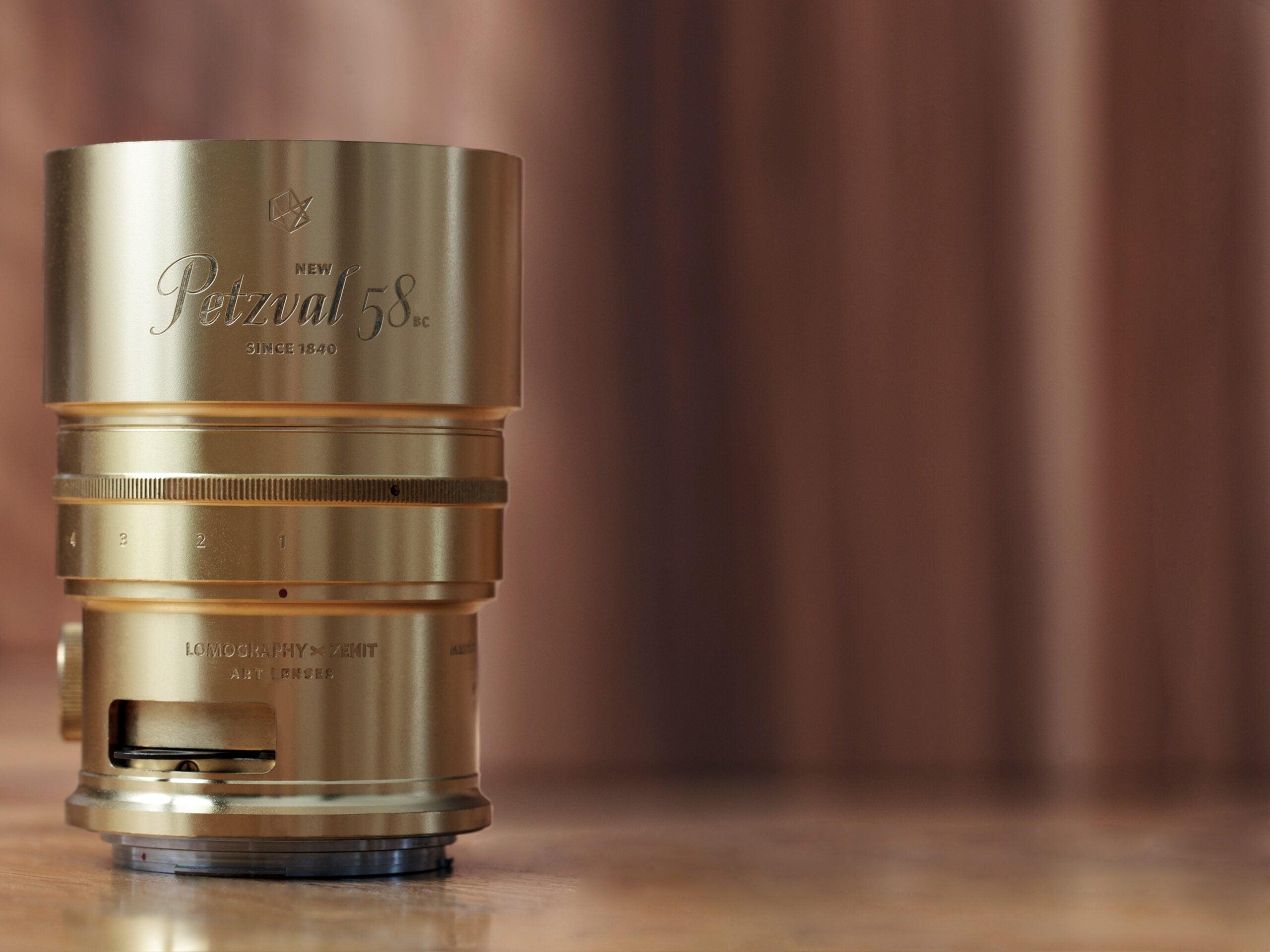 New Gear: Lomography Petzval 58 Bokeh Control Art Lens