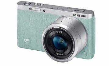 New Gear: Samsung NX Mini Camera Has a 1-Inch Sensor