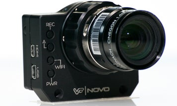 New Gear: Novo Action Camera With Interchangeable-Lens Mount