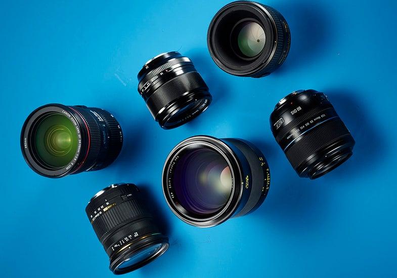 Lens Buying