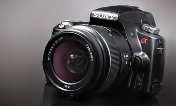 2010 Camera of the Year: Sony A55