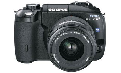 Hands-On-With-the-Olympus-Evolt-E-330