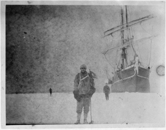 South Pole Frozen negatives