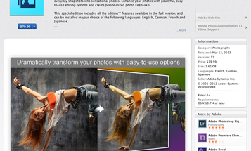 Adobe to Stop Selling Boxed Copies of Creative Suite Software, Focus On Digital Download UPDATED