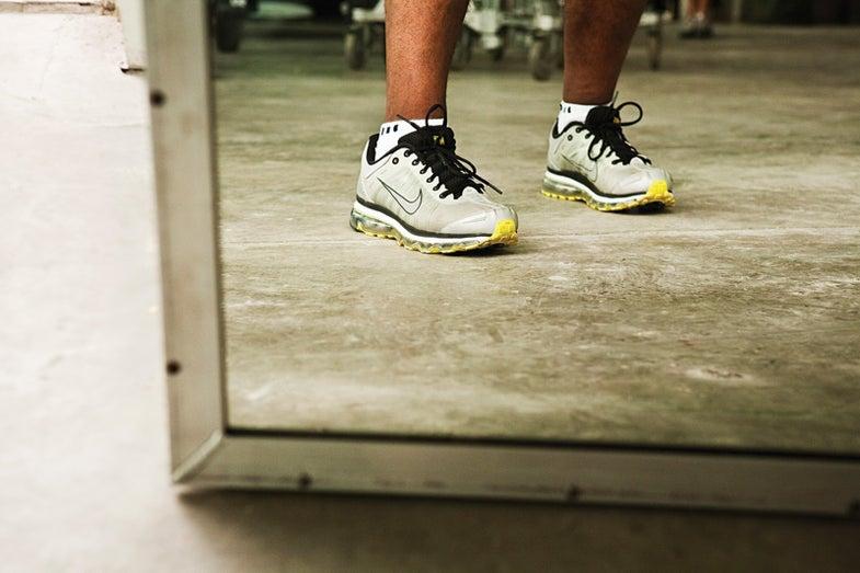 My Project: Shoe Portraits