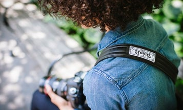 New Gear: ONA Teams Up With Charity: Water For Sahel Camera Strap