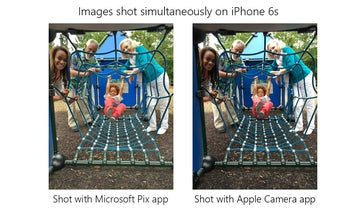 Microsoft Pix App Tries to Put the iPhone Camera in Easy Mode