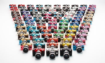 Pentax Q10 ILC Now Available in 100 Different Color Combos