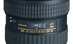New Gear: 11-16mm Tokina AT-X 116 Pro DX II