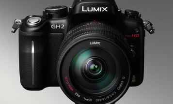 New Gear: Panasonic Lumix DMC-GH2