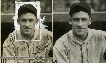 How the Baseball Hall of Fame Is Trying to Preserve Classic Photographs