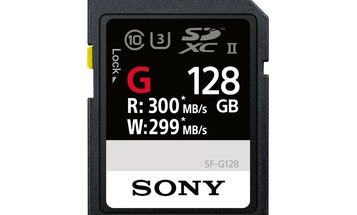 """Sony Claims """"World's Fastest SD Card"""" at 299 MB/s Write Speed"""