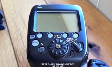 New Gear: Canon 600EX-RT Flash and Speedlite Transmitter ST-E3-RT