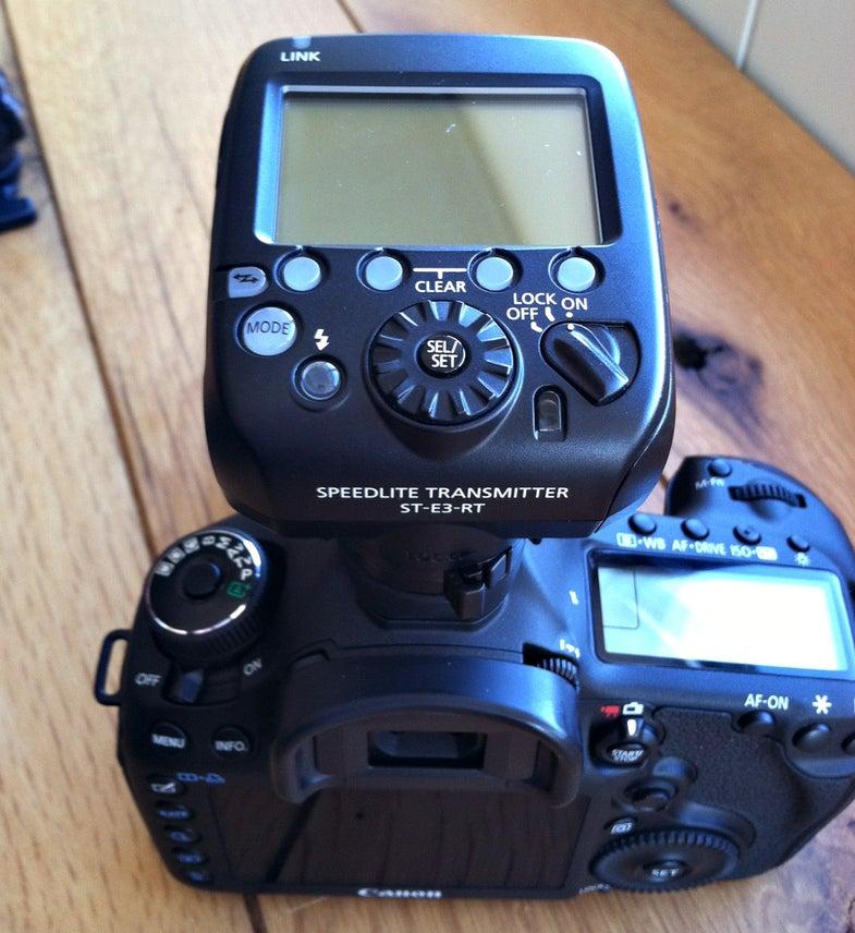 Canon Wireless Flash Trigger RT