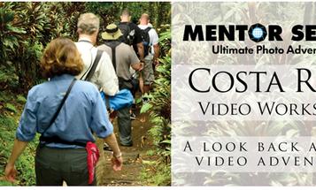 Mentor Series Costa Rica Video Trek with Nikon [SPONSORED POST]