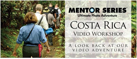 Nikon Mentor Series Costs Rica Trek
