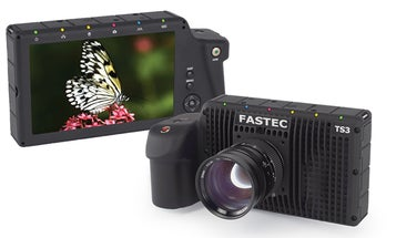 New Gear: The Fastec TS3 100-S High Speed Camera