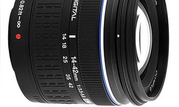 Olympus Zuiko Digital ED 14–42mm f/3.5–5.6