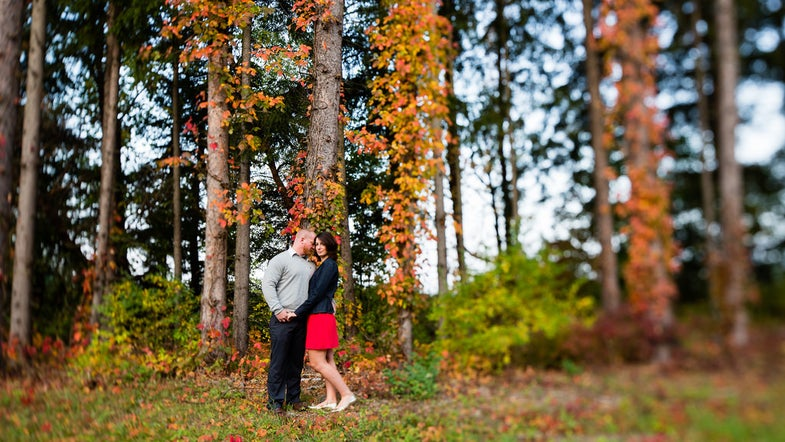 Fall Portrait Photography Tips