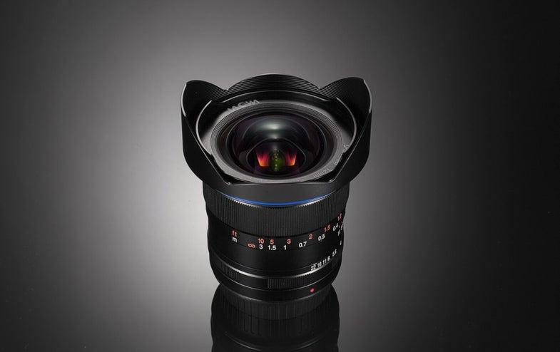 Venus Optics Laowa 12mm Lens