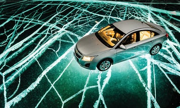 Behind the Shot: Lighting a Car Through a Frozen Lake
