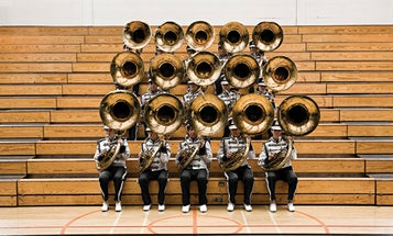 Behind The Photo: Lincoln Barbour's Composite Band