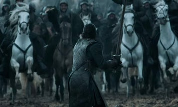 This Is How 'Game of Thrones Shot' That Massive Battle Scene