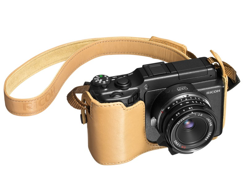 Ricoh GXR with M-mount