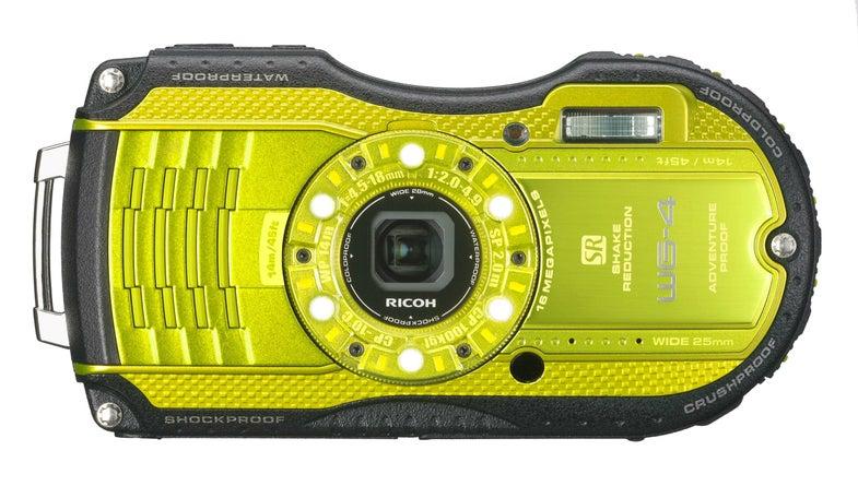 Ricoh WG-4 Waterproof Camera