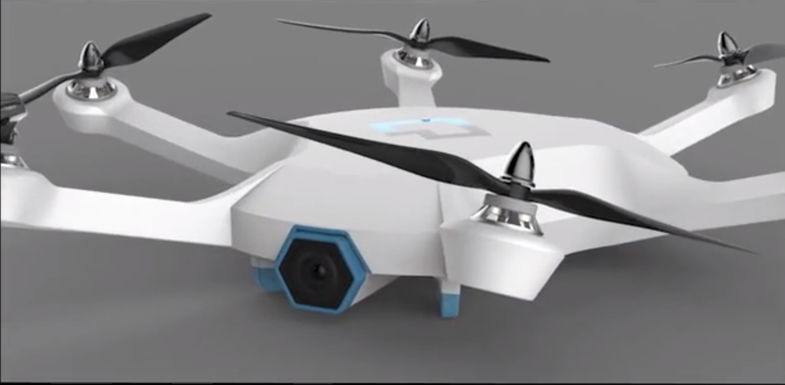 New Gear: CyPhy LVL 1 Drone Was Created By the Co-Designer of the Roomba