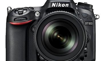New Gear: Nikon D7100 DSLR With 51-Point AF System