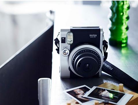 Fujifilm Instax Mini 90 New Classic Instant Camera