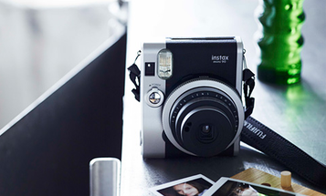 New Gear: Fujifilm Instax Mini 90 Neo Classic High-End Instant Film Camera