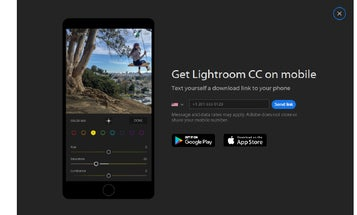 You can now use your favorite Lightroom presets on your phone or at home