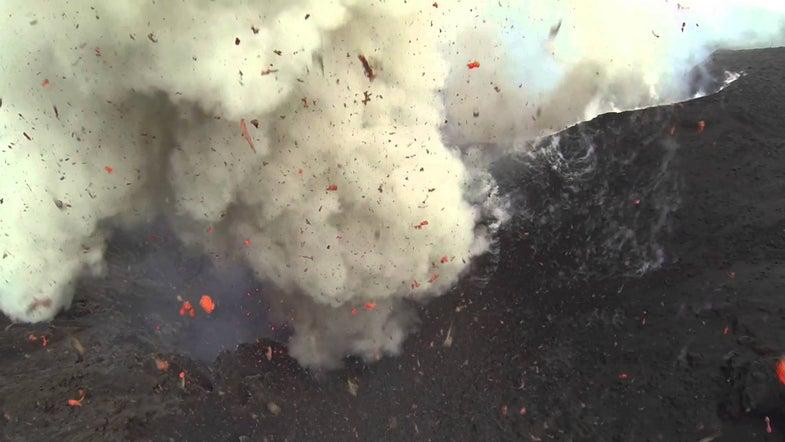 phantom volcano
