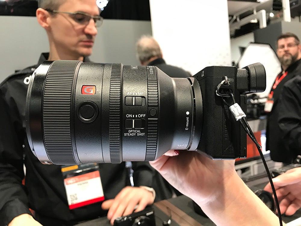 Sony 100mm f/2.8 OSS G Master Lens