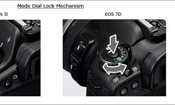 Video: Canon's Locking Mode Dial Mod for 5D Mark II